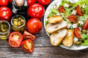 Dieta śródziemnomorska: bardzo zdrowa dieta